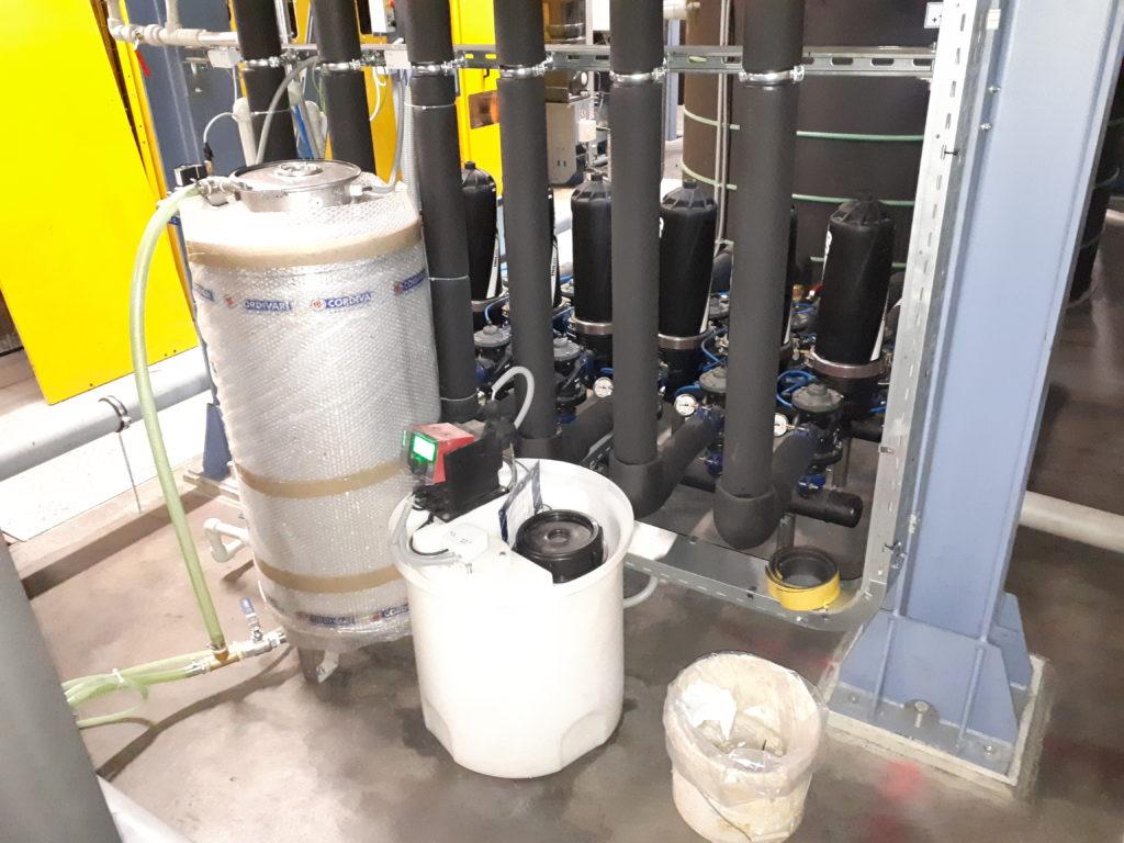 Dávkovací čerpadlo Grundfos